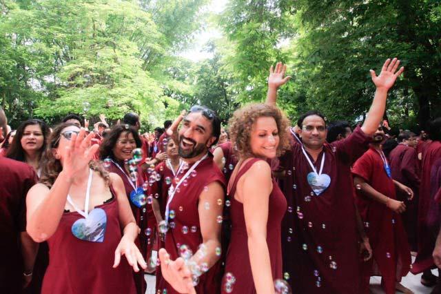 Festa in Buddha Grove