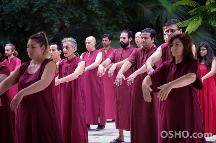 Tai Chi in Buddha Groove