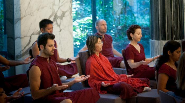 Meditazione in Samadhi